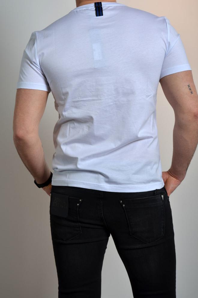 Antony morato t-shirt wit - Antony Morato
