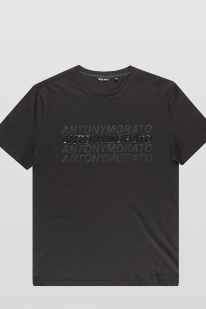 Antony morato t-shirt zwart - Antony Morato