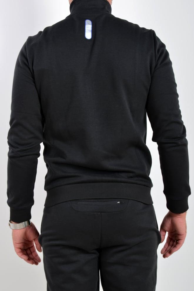 Armani ea7 jersey tracksuit zwart - Armani Ea7