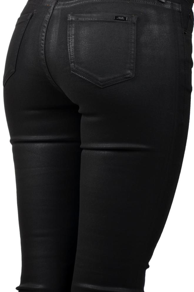 Armani 5-pocket pant black - Armani
