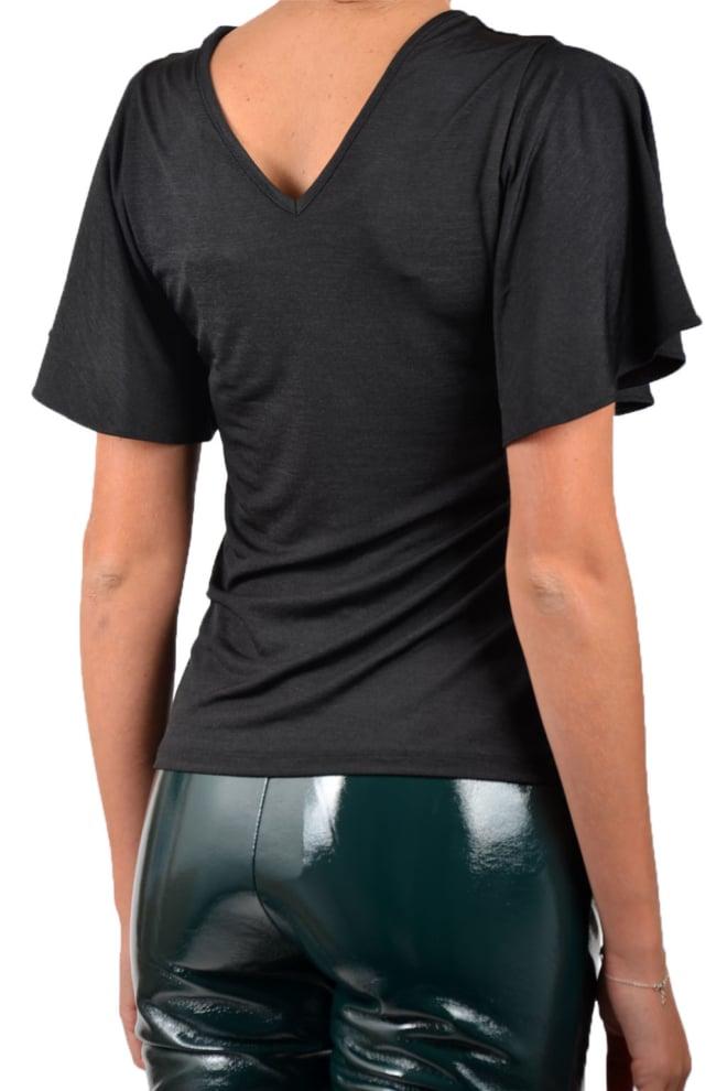 Armani jersey maglia t-shirt black - Armani Exchange
