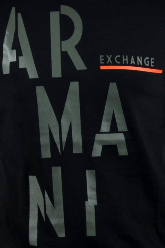 Armani jersey t-shirt black - Armani