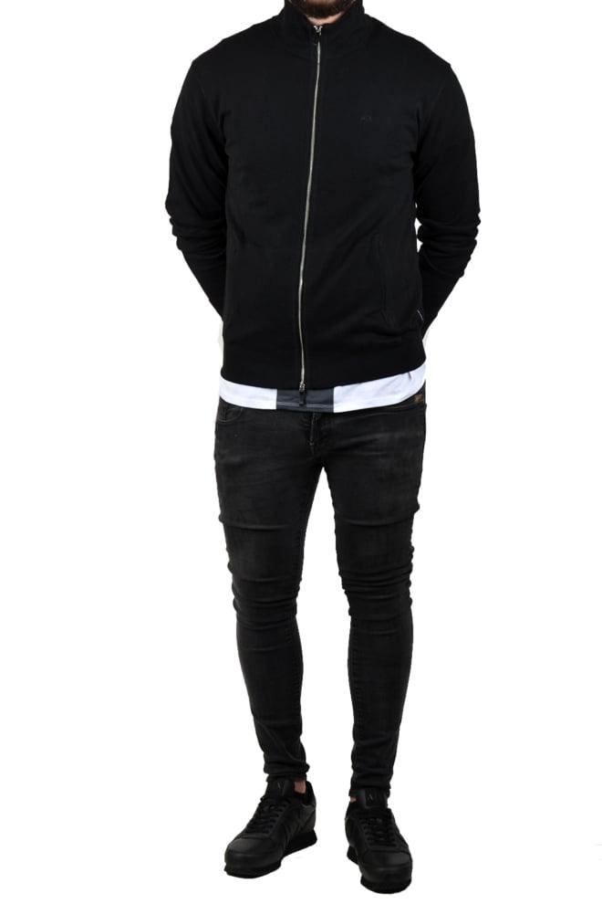 Armani sweater black - Armani