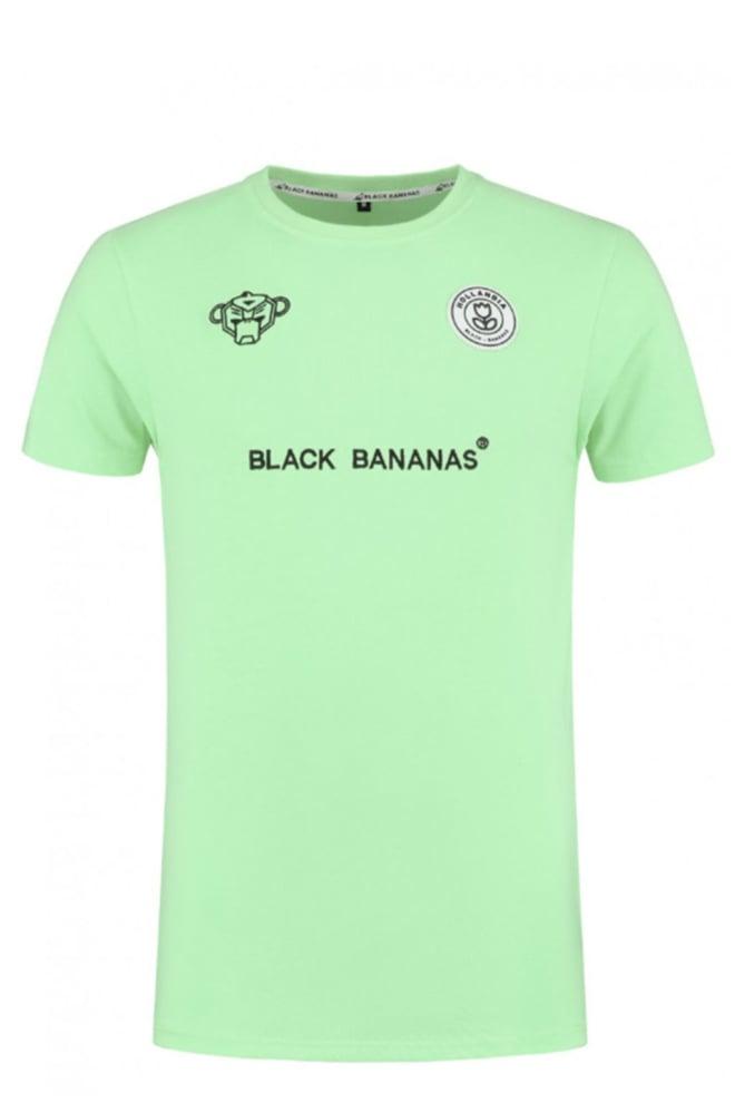Black bananas f.c. basic tee mint green - Black Bananas