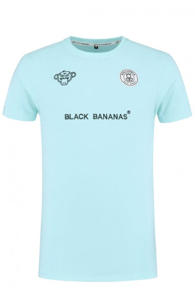 Black bananas f.c. basic tee pastel blue - Black Bananas
