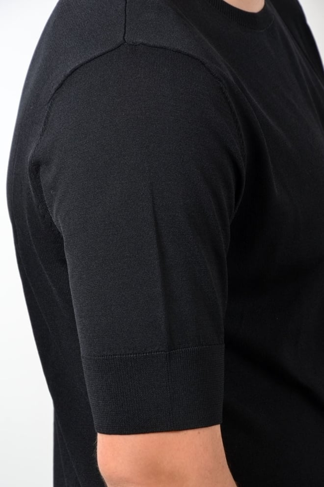 Blunt needle shirt black - Blunt Needle