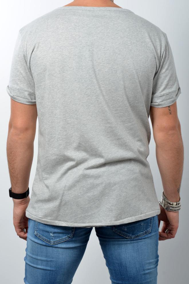 Blunt needle t-shirt grijs - Blunt Needle