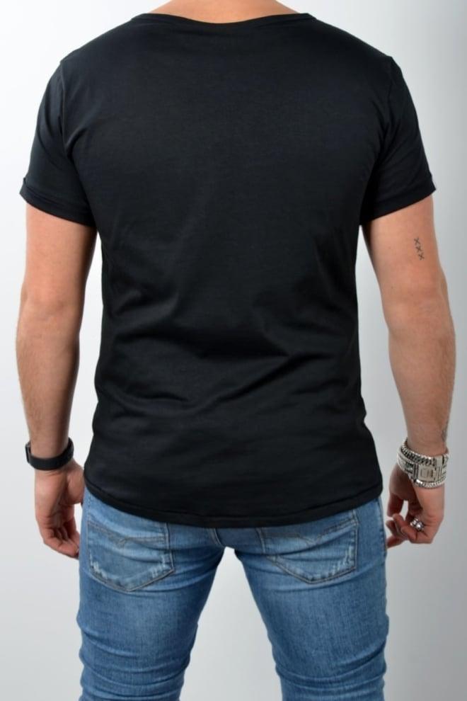 Blunt needle t-shirt zwart - Blunt Needle