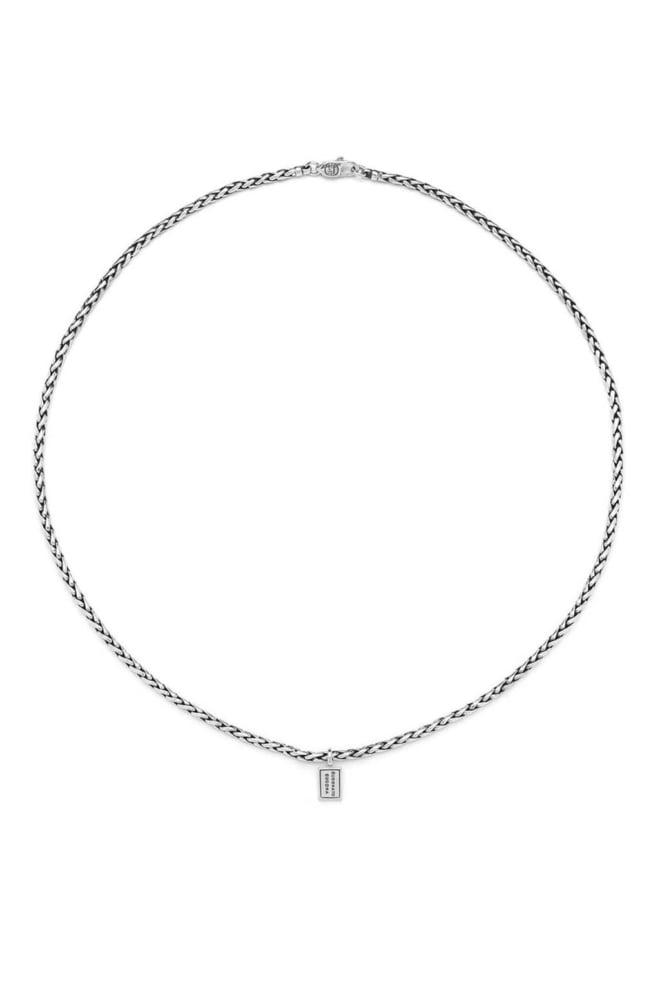 Buddha to buddha george necklace silver - Buddha To Buddha