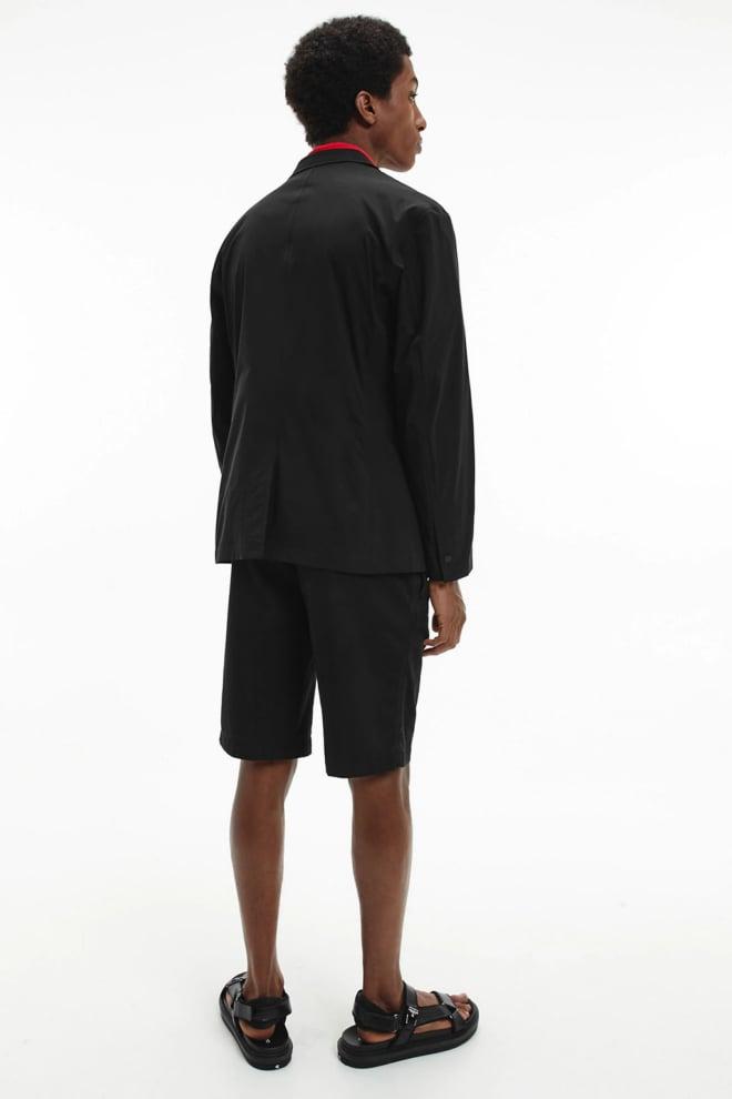 Calvin klein packable blazer zwart - Calvin Klein
