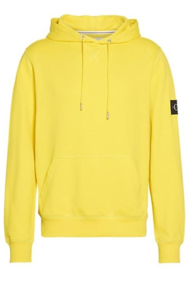 Calvin klein hoodie neon geel - Calvin Klein Jeans