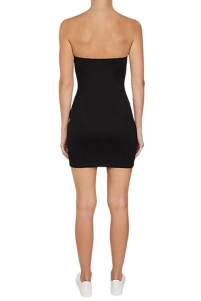 Calvin klein jurk zwart - Calvin Klein Jeans