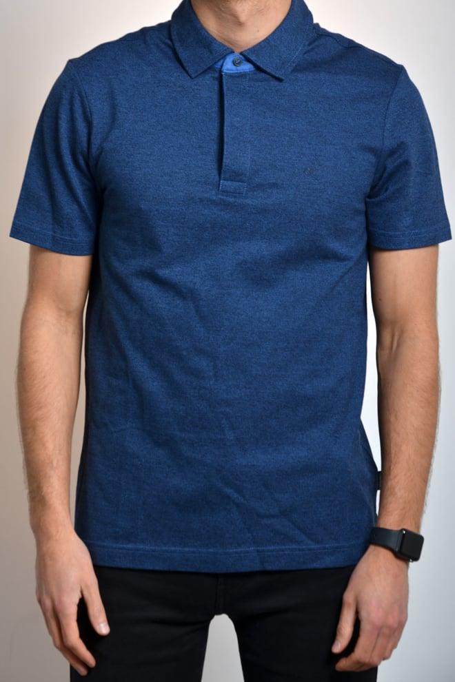 Calvin klein polo blauw - Calvin Klein