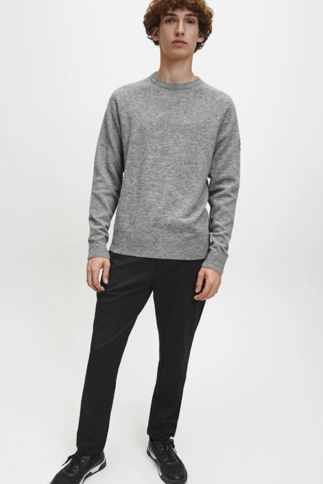 Calvin klein soft wool blend sweater - Calvin Klein