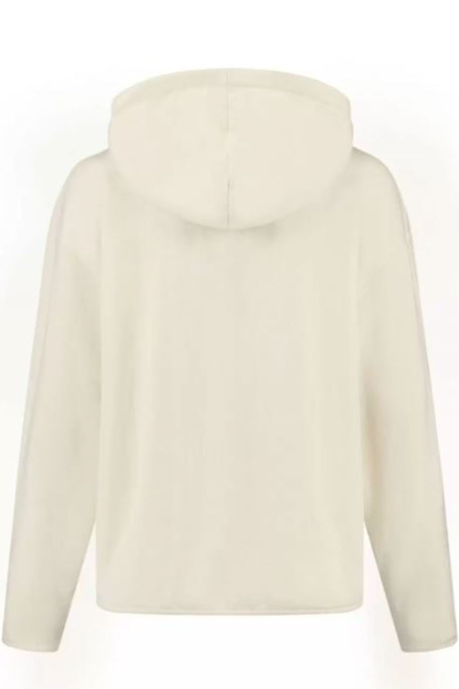 Circle of trust rox hoodie wit - Circle Of Trust