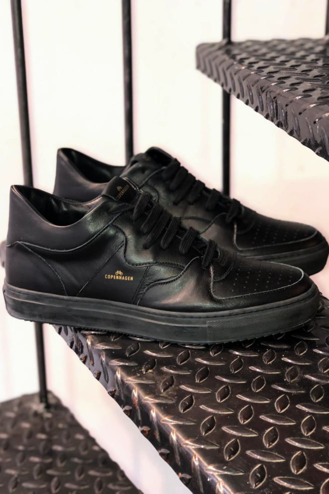 Copenhagen cph753m vitello black sneakers - Copenhagen