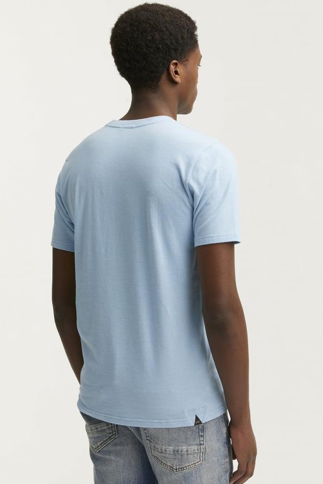 Denham regal t-shirt blauw - Denham
