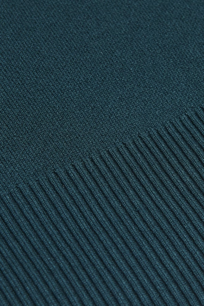 Denham wall crew knit tdf groen - Denham