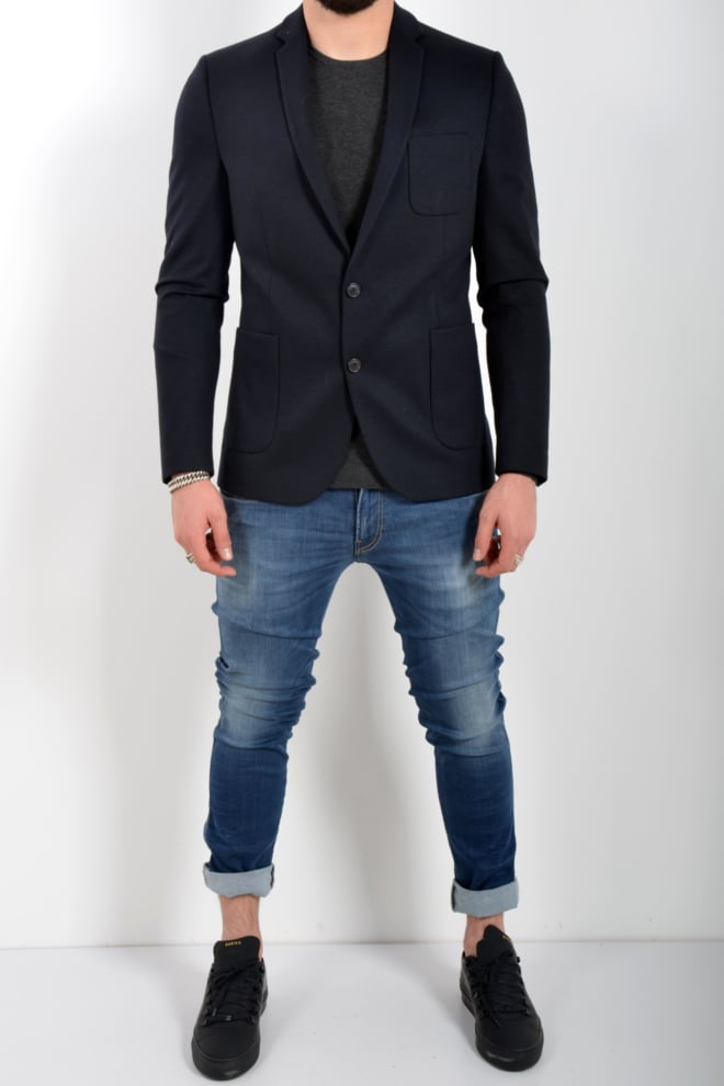Drykorn m-jacket davis black - Drykorn