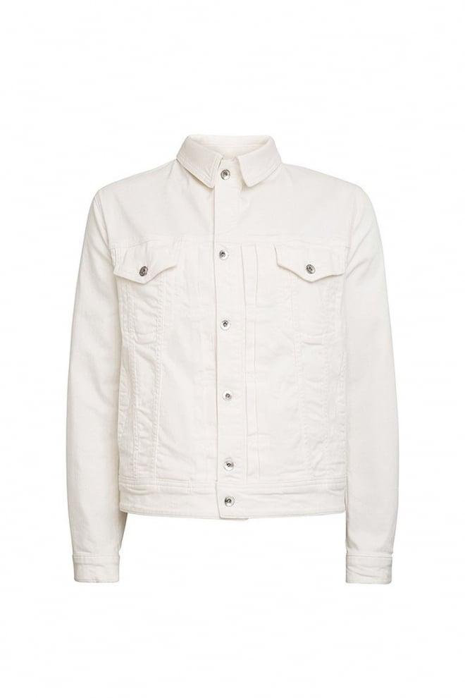 Drykorn crucs jacket wit - Drykorn