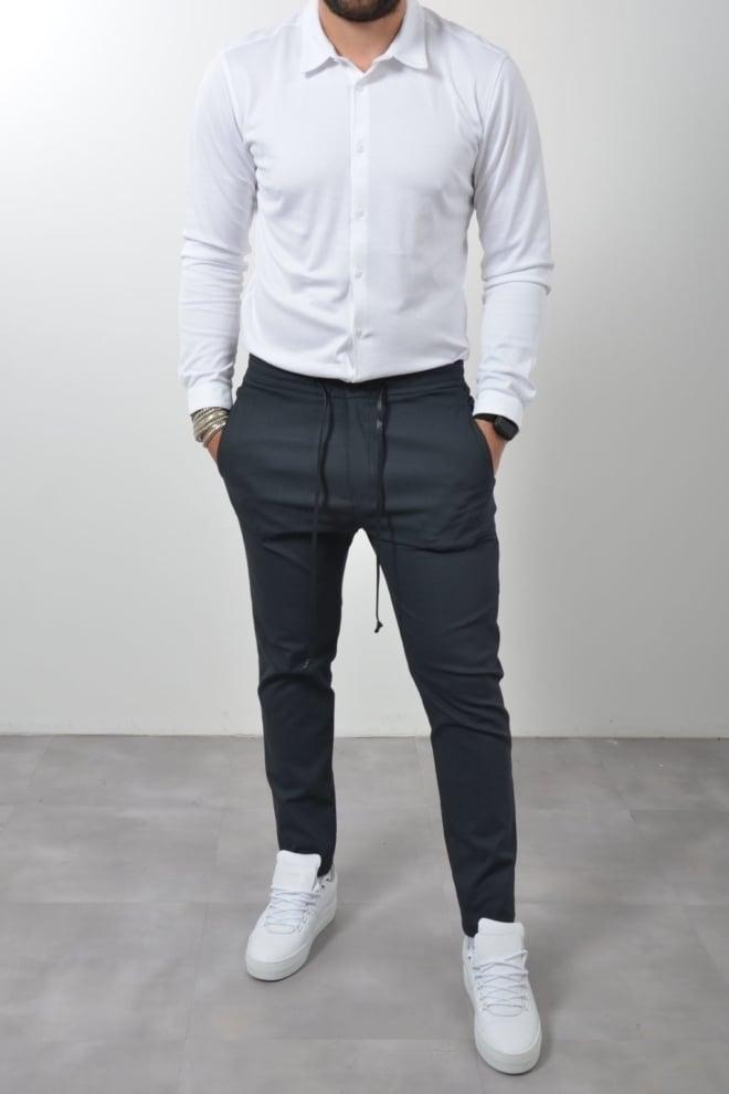 Drykorn jeger trouser grey - Drykorn