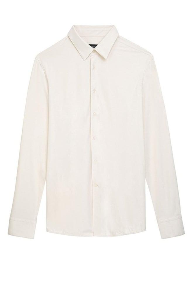Drykorn nib overhemd wit - Drykorn