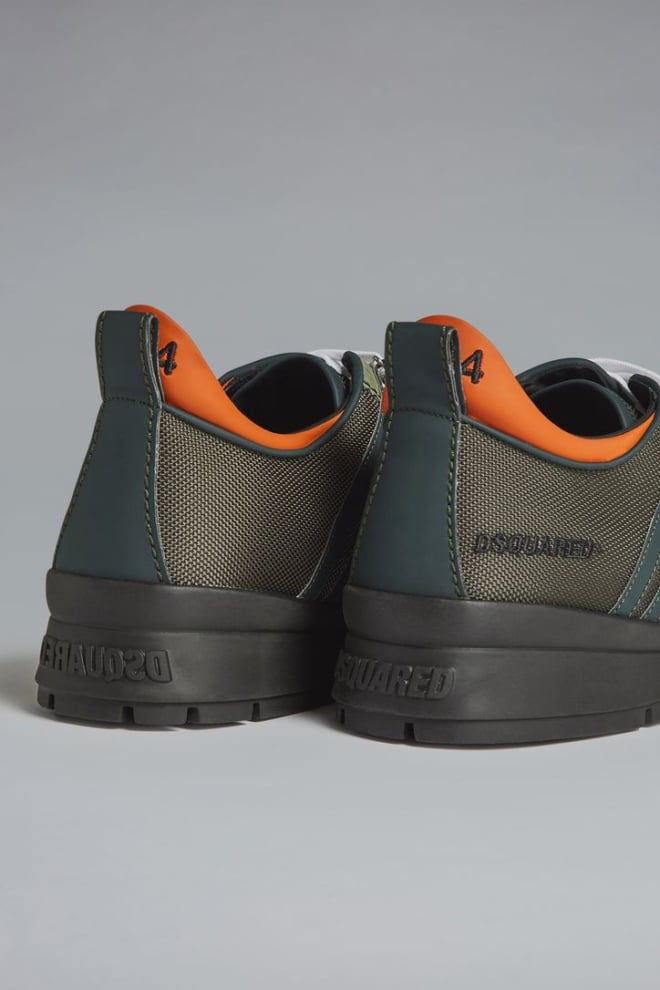 Dsquared 251 sneakers groen - Dsquared