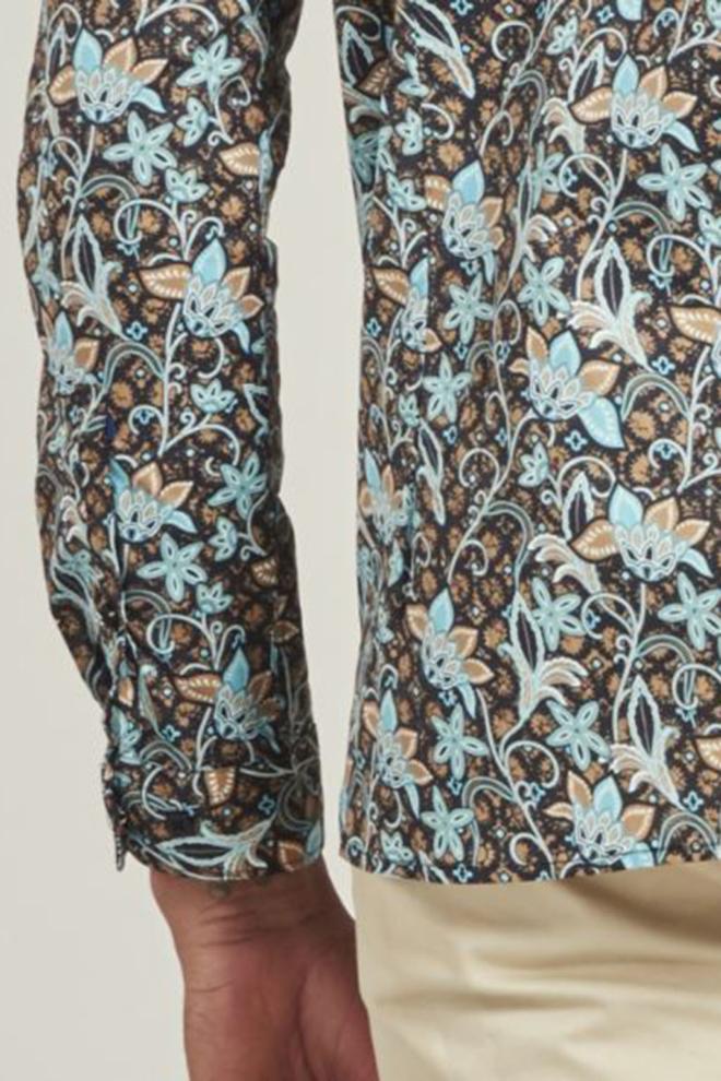 Dstrezzed overhemd bloemenprint - Dstrezzed