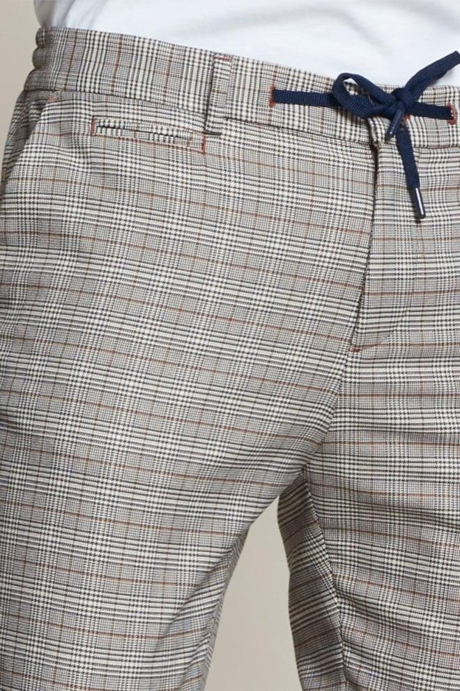 Dstrezzed fonda fancy chino pants ruiten - Dstrezzed