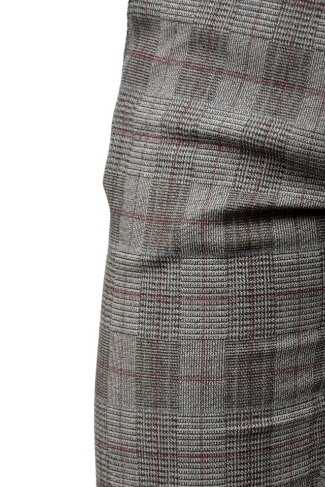 Dstrezzed fancy chino flannel fancy check - Dstrezzed