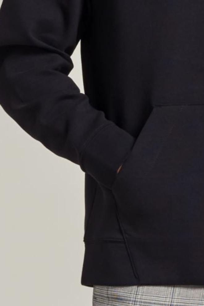 Dstrezzed hoody techno sweat zwart - Dstrezzed