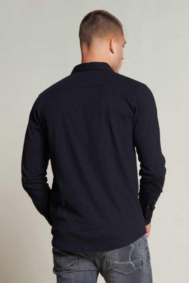 Dstrezzed shirt slub jersey - Dstrezzed