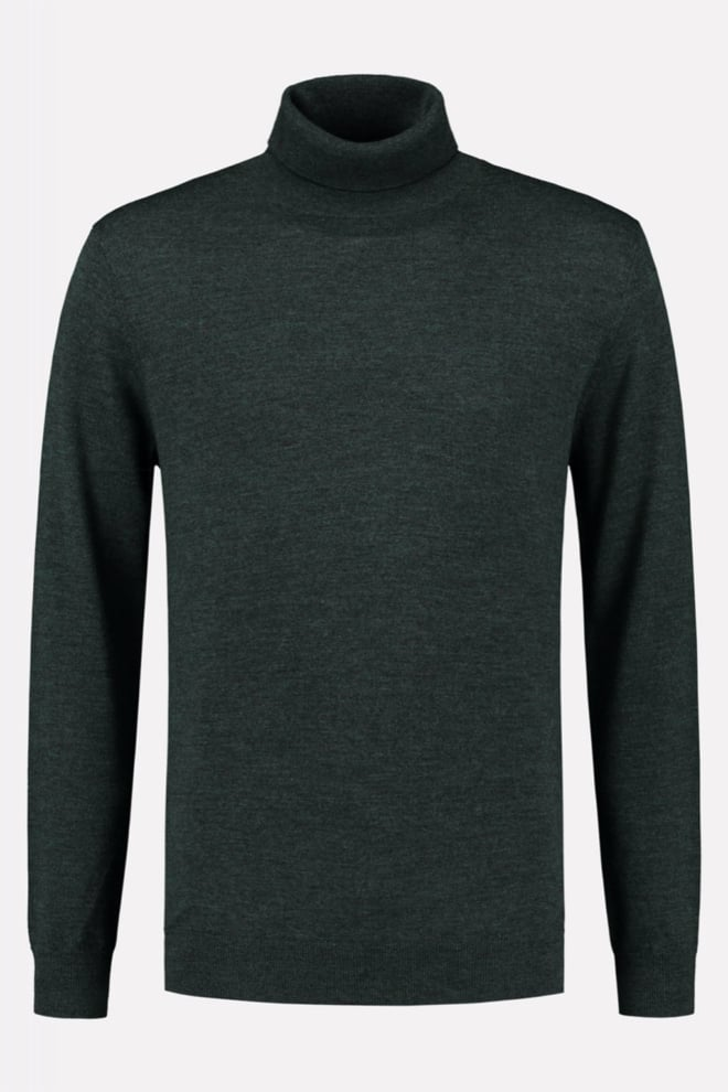 Dstrezzed turtle neck merino wool - Dstrezzed