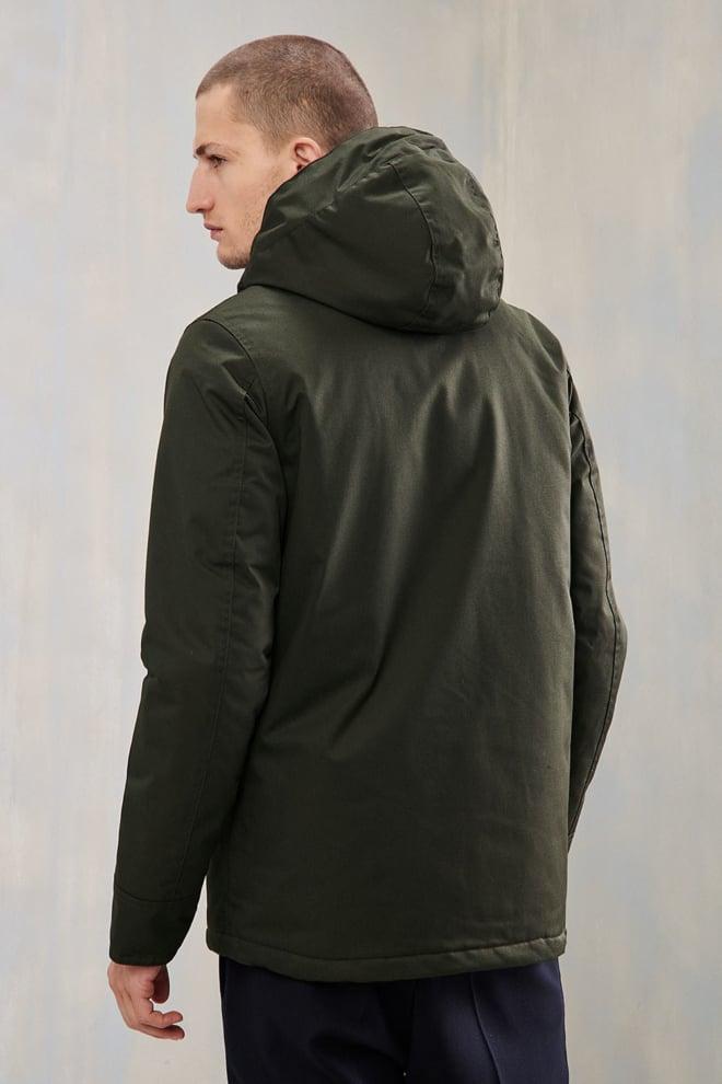 Elvine cornell coat army green - Elvine