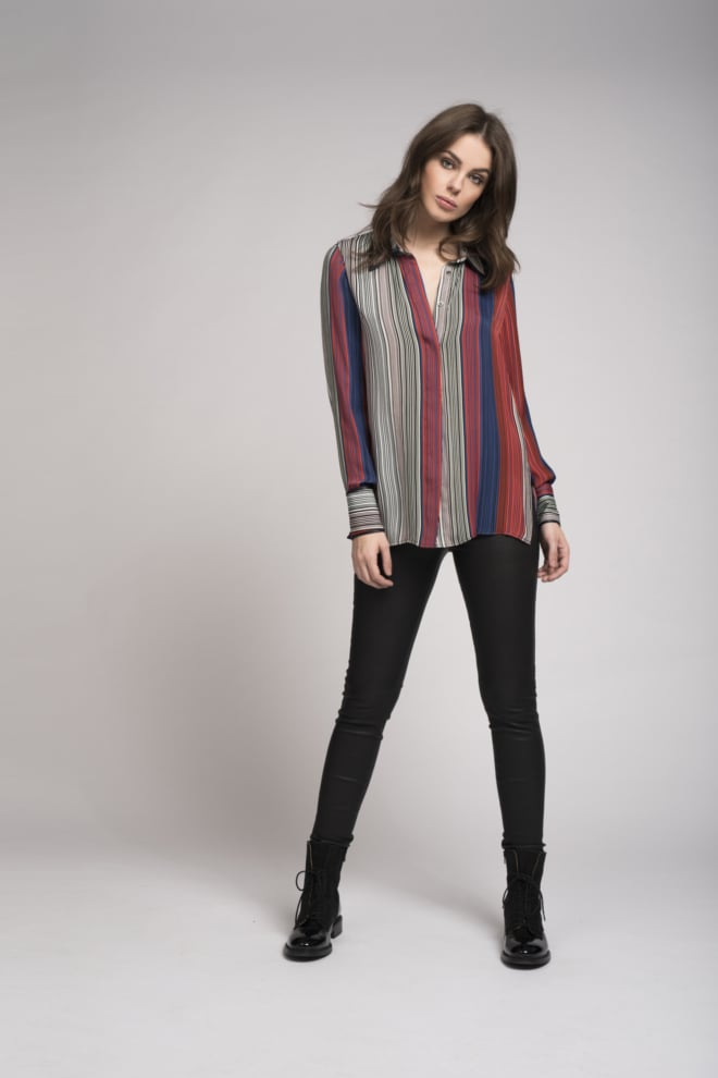 Fifth house riri blouse multicolour - Fifth House