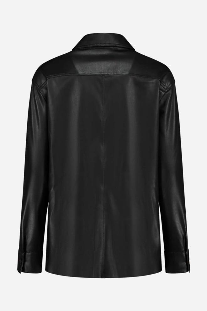 Fifth house max shirt zwart - Fifth House