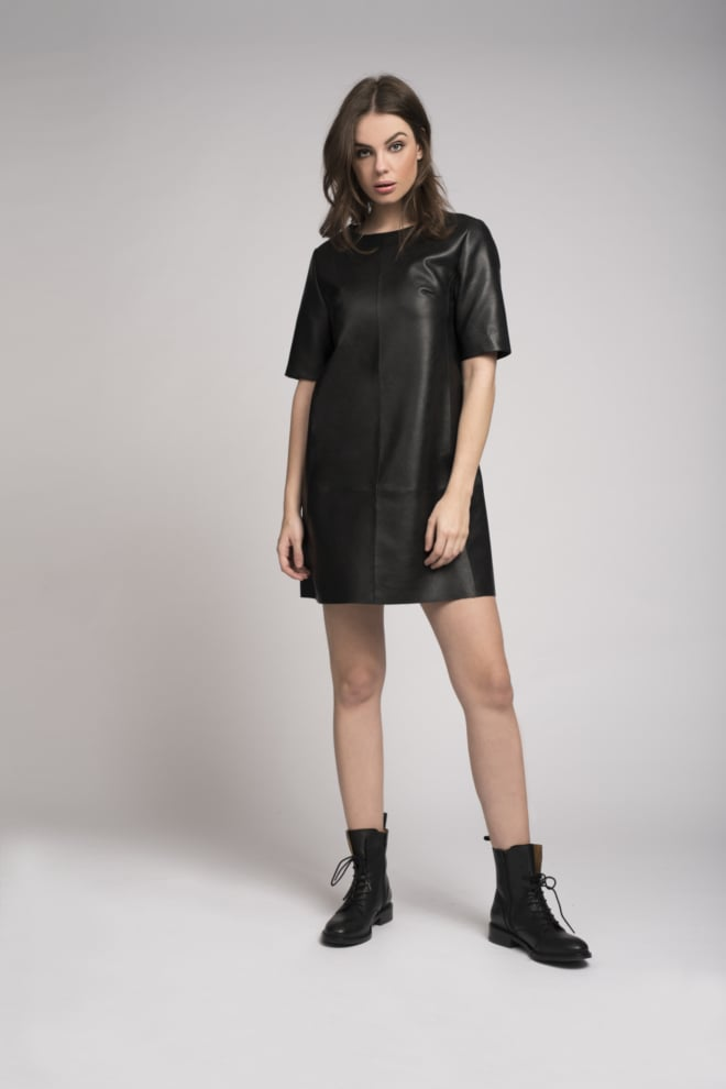 Fifth house morgan short dress black - Fifth House