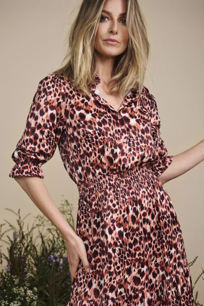 Fifth house soledad dress panther - Fifth House