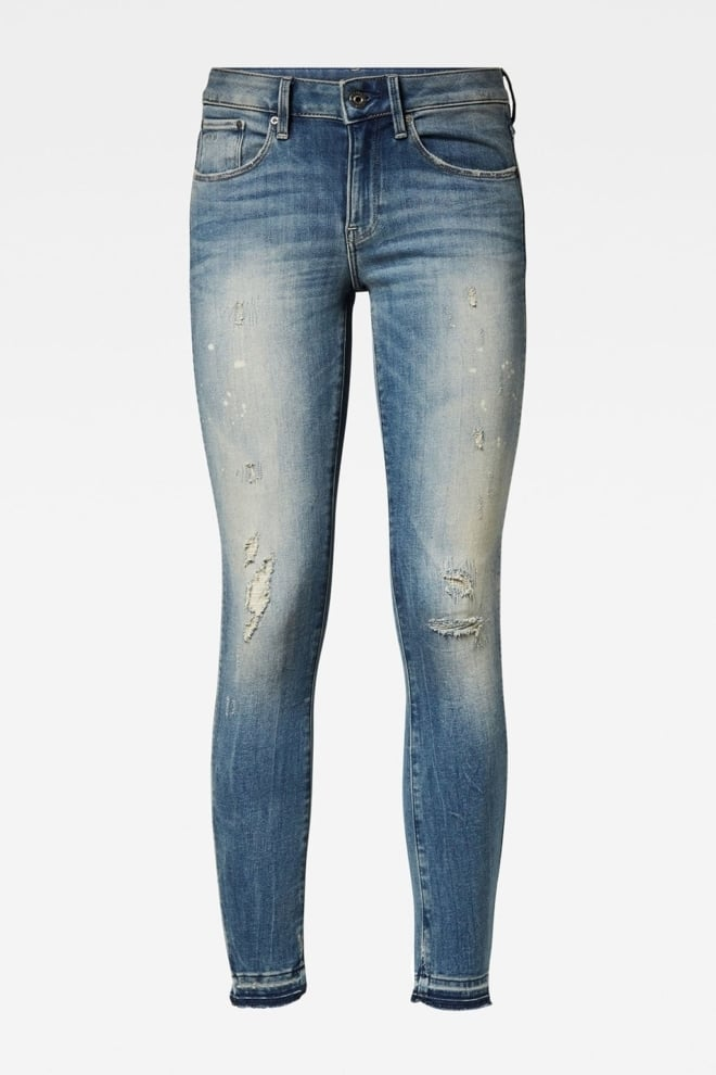 G-star mid skinny repair ankle jeans - G-star Raw