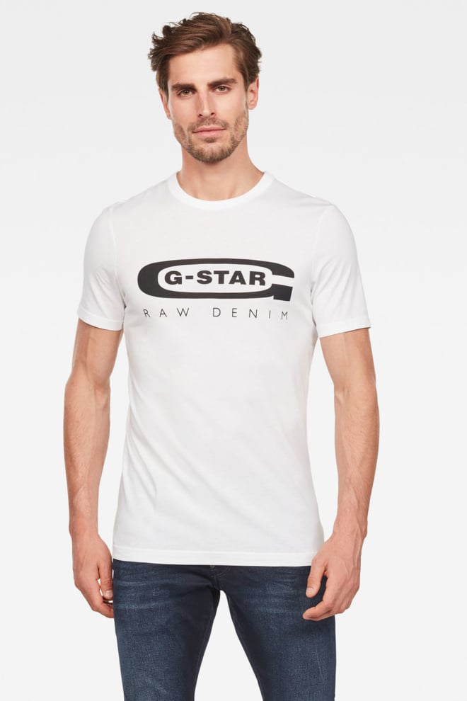 G-star raw graphic slim t-shirt - G-star Raw