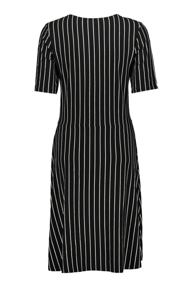 Geisha striped dress - Geisha