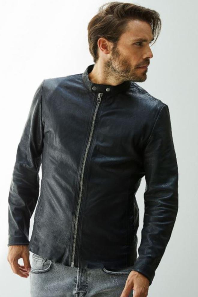 Goosecraft gc echo falls biker jacket black - Goosecraft