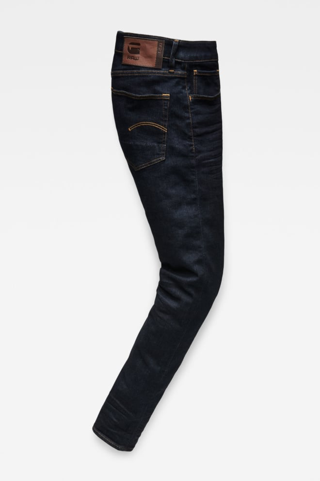 G-star 3301 deconstructed skinny jeans - G-star Raw