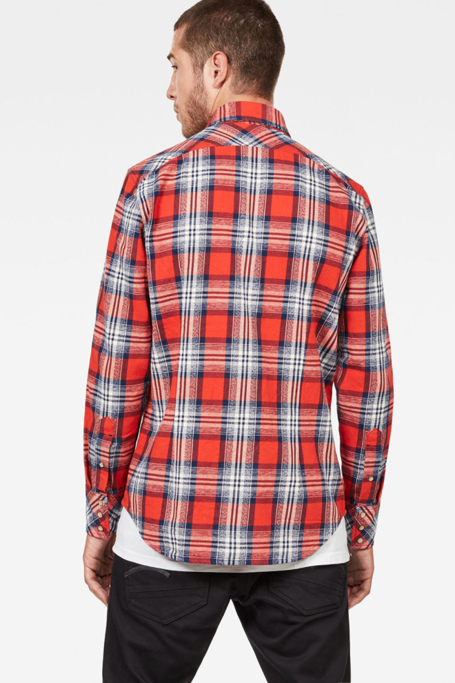 G-star raw 3301 check shirt - G-star Raw