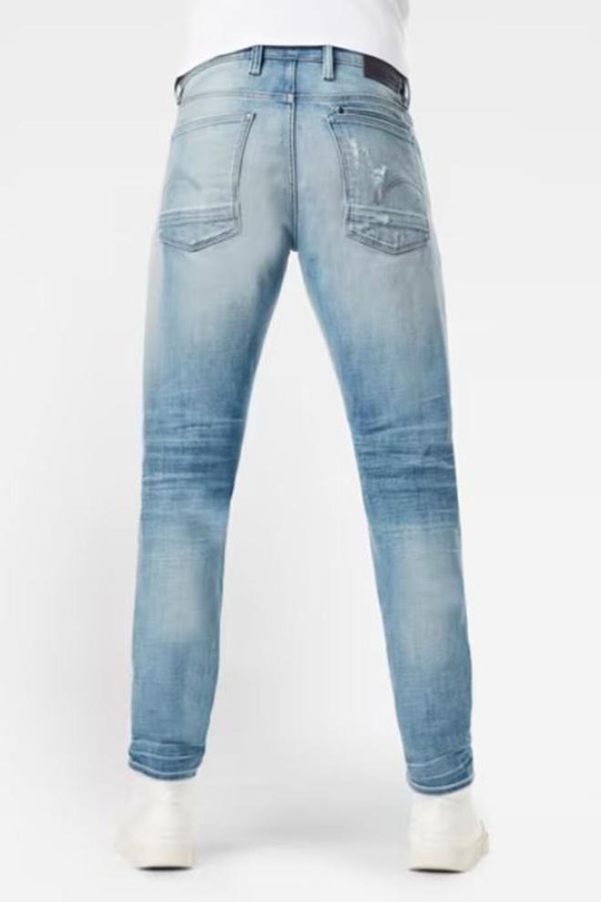 G-star raw lancet skinny jeans vintage cool aqua - G-star Raw