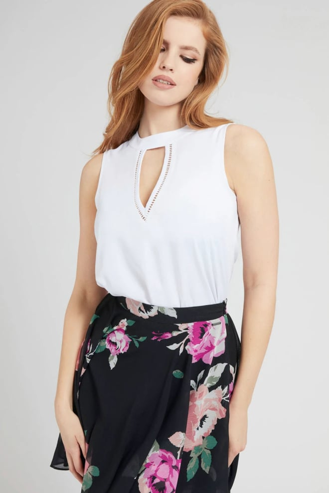 Guess charlotte top wit - Guess