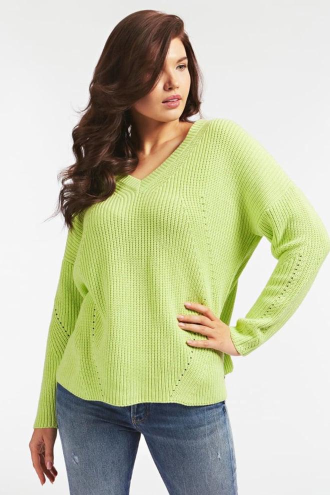 Guess debora vn ls sweater - Guess