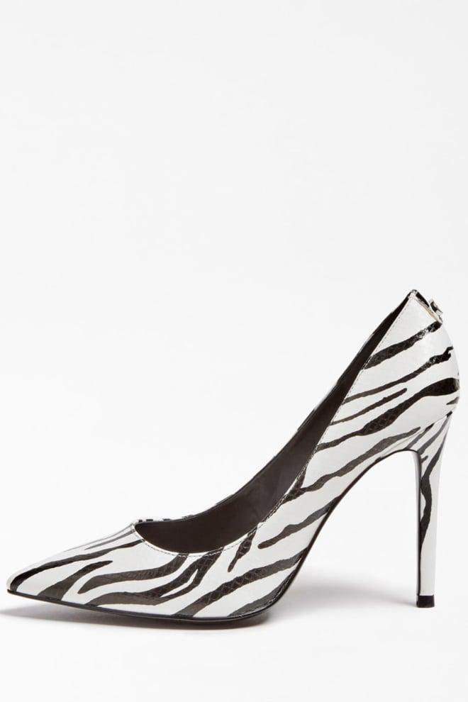 Guess gavi pumps zebra - Guess Shoes