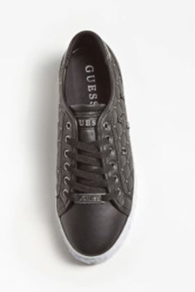 Guess gladiss sneaker zwart - Guess Shoes