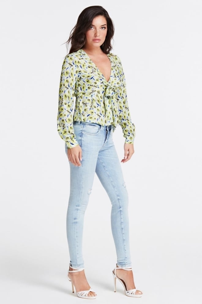 Guess jegging mid solaria - Guess